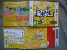 Jeu nintendo 3DS / XL / 2DS New super mario bros 2 complet excellent ETAT