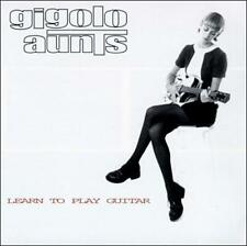 Gigolo Aunts : Learn to Play Guitar CD