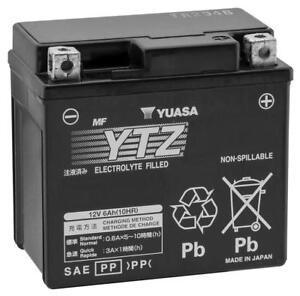 Motobatt Battery For Yamaha XT 1200 ZE Super Tenere 2017