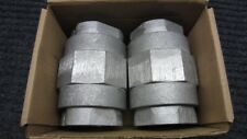 "KONDU  COUPLINGS 2""/ H-8 /COMCODE NO.997933791 QTY 2 New In The Box"