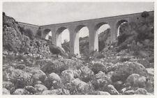 D6008 Letto roccioso e Brullo della Gravina di Castellaneta - 1933 vintage print