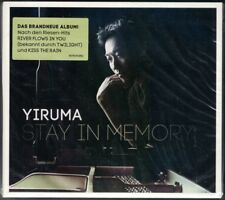 Yiruma: stay in Memory Nocturne Impromptu SILVER LINE Falling in Love 李閏珉 이루마 CD
