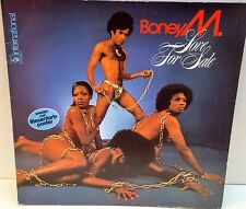 Boney M LOVE FOR SALE VINYL LP