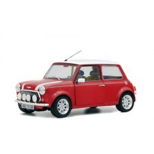 * MINI Cooper S 1.3 Sport Pack 1997 * Rouge * SOLIDO 1:18 Model Car * John Works