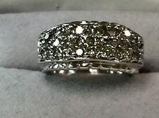 10K SOLID YELLOW GOLD GENUINE DIAMOND WEDDING BAND SIZE 6.5