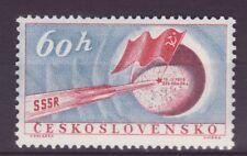 Tschechoslowakei Nr.  1152 ** Sowjetische Sinde Lunik      -1-