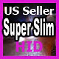 Digital SLIM HID KIT H1 H3 H4 H7 H8 H10 9005 9006 4300K