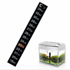 Aquarium Stick On Thermometer £0.99 DISPATCH FROM UK 24HRS