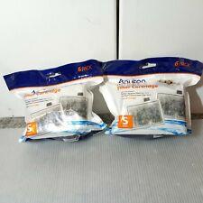 New listing Aqueon Replacement Filter Cartridge 12 Pack Aquarium Water Filters Media Insert