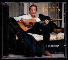 GORDON LIGHTFOOT - Harmony - CANADA CD Linus / Warner 2004 - 2 70027 - Near Mint