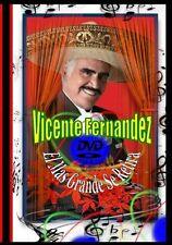 Lo MEJOR de Vicente Fernandez DVD El Mas Grande Se Retira 99 Music Videos