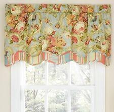WAVERLY Spring Bling Window Valance, 18x52, Vapor