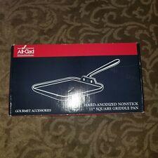 All-Clad 3021 Hard Anodized Aluminum Scratch Resistant Nonstick Anti-Warp Base