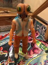 Tomland famous monsters Original 1977 the Fly ahi Mego like action figure rare !