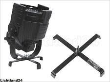 Bodenständer für Scheinwerfer EUROLITE FS-1 Floorstand, Stahl, schwarz bis 10 KG