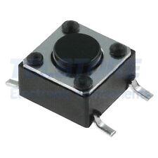 10 switch SMD 6x6x4.3 mm normalmente aperto pulsante miniatura PCB