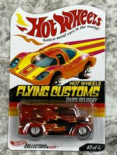 Hot Wheels Redline RLC Flying Customs Dairy Delivery Adult Collectors Toy