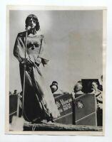 1944 ORIGINAL CROSSDRESSER WWII VINTAGE PHOTO ITALY LGBT MAN  SALERNO DAY