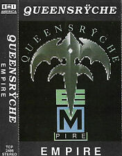 QUEENSRYCHE EMPIRE CASSETTE ALBUM  EMI AMERICA TURKISH ISSUE HARD ROCK PROG ROCK