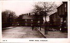 Hinckley. Derby Road # 169 S in Albion Series.