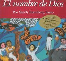 El Nombre de Dios by Rabbi Sandy Eisenberg Sasso (Hardback, 2002)