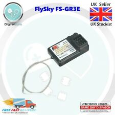 Flysky FS-GR3E Receiver for GT2/GT2B/GT3/GT3B/GT3C/T6/CT6B/GR3E/TH9X Transmitter