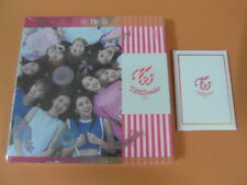 TWICE TWICEcoaster Lane 1 (Neon Magenta B ver) CD w/Booklet+PO Benefit Photocard