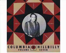 CD COLUMBIA HILLBILLYvol sevenEX+  (B4923)