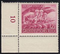 Deutsches Reich Mi.Nr. 908 VI postfrisch geprüft BPP Mi.Wert 80€ (6677)