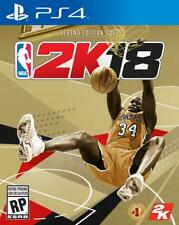 Nba 2K18 Legend Gold Edition - PlayStation 4