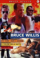 Die Hard duri a Morire il colore della Notte Ancora Vivo Box 3 DVD Bruce Willis