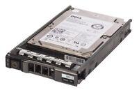 "Dell 300GB 2.5"" SAS 6GB/s 15K 64MB Hard Drive Hot-Swap HDD in Caddy H8DVC"