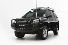 Toyota Prado 150 Series Premium Bullbar Winch Airbag Complied ADR Approved