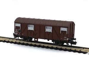 Wagon couvert SNCF - Minitrix 15655-02 échelle N