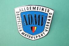 Placa/Emblema del ADMV General Alemanas Deporte motor Asociaciones de la RDA IFA