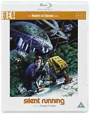 Silent Running (Masters of Cinema) [Blu-ray] [1972] [DVD][Region 2]