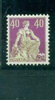 Schweiz, Sitzende Helvetia, Nr. 208 postfrisch **