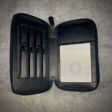 Montblanc Meisterstuck 4 Pen Case 30374