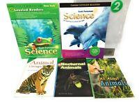 Grade 2 Scott Foresman Science Curriculum Teacher Guide + Leveled Reader Bundle