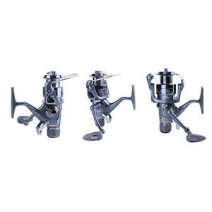Fishing Reel Carp Spinning Reel Carbon Front and Rear Drags 3BB Metal Reel A#S