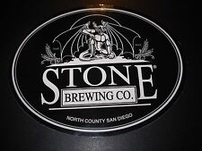"STONE ARROGANT BASTARD ALE OVAL 2"" STICKER decal craft beer brewing brewery"