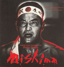 Mishima-1985-Original Movie Soundtrack-14 Track-CD