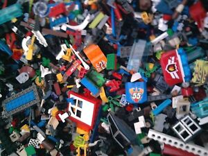 lego mixed bundle 200 random parts and pieces superb clean condition free p+p