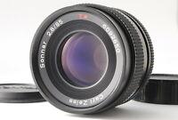 《APPEARANCE NEAR MINT》 CONTAX Carl Zeiss Sonnar 85mm f/2.8 T* AEG from Japan