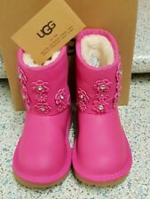 ffb08864e10 UGG Australia Boots with Upper Leather Shoes for Girls for sale | eBay