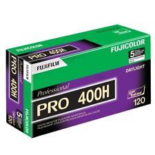 Fujifilm Fujicolor Pro 400h Pellicola a colore formato 120 Confezione da 5