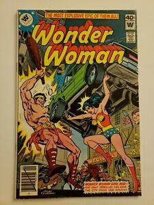 Wonder Woman Issue #259 Whitman (Sept 1979) DC Comics