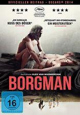 BORGMAN   DVD NEU  JAN BIJVOET/JEROEN PERCEVAL/TOM DEWISPELAERE/+