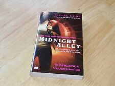 Midnight Alley The Morganville Vampires by Rachel Caine