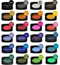 ~ STAZON ~ Solvent Ink Stamp Pad. New & Sealed! Your choice of colours!!
